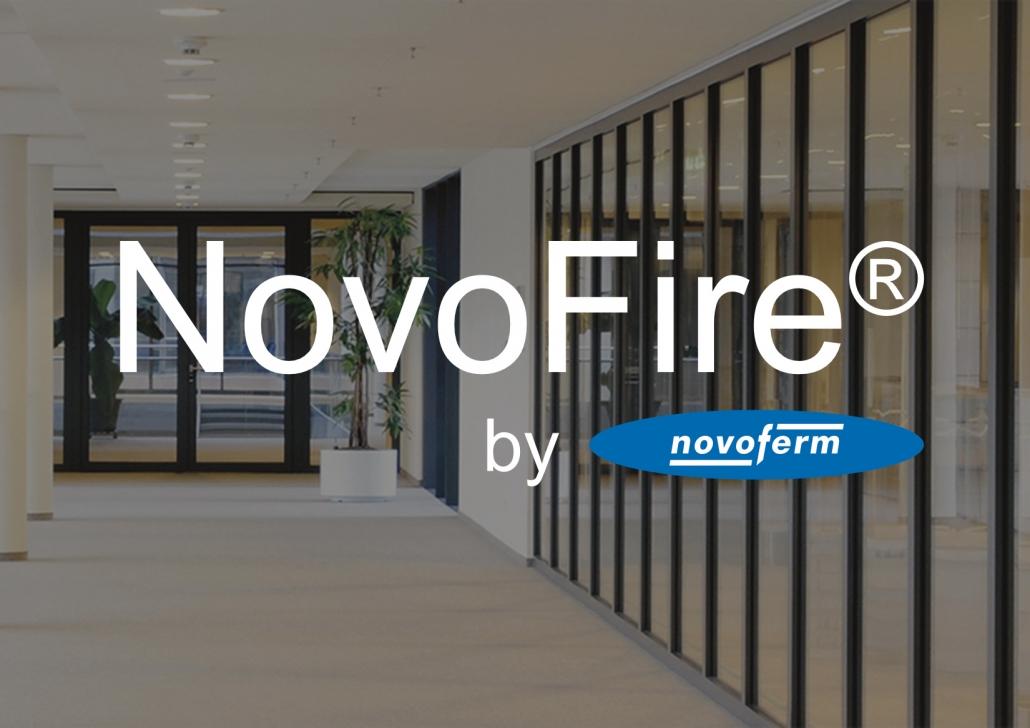 NovoFire glazed