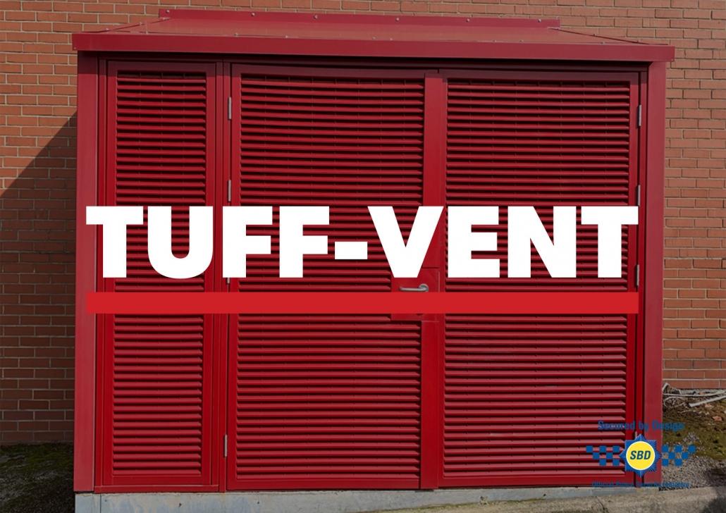 TUFF-VENT cover